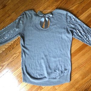 NWOT Candies Sequin Sweater
